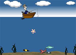 Хиллбилли на рыбалке - рыболовная игра на LENV.RU