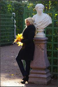 Санкт-Петербург, Летний сад, Октябрь 2012