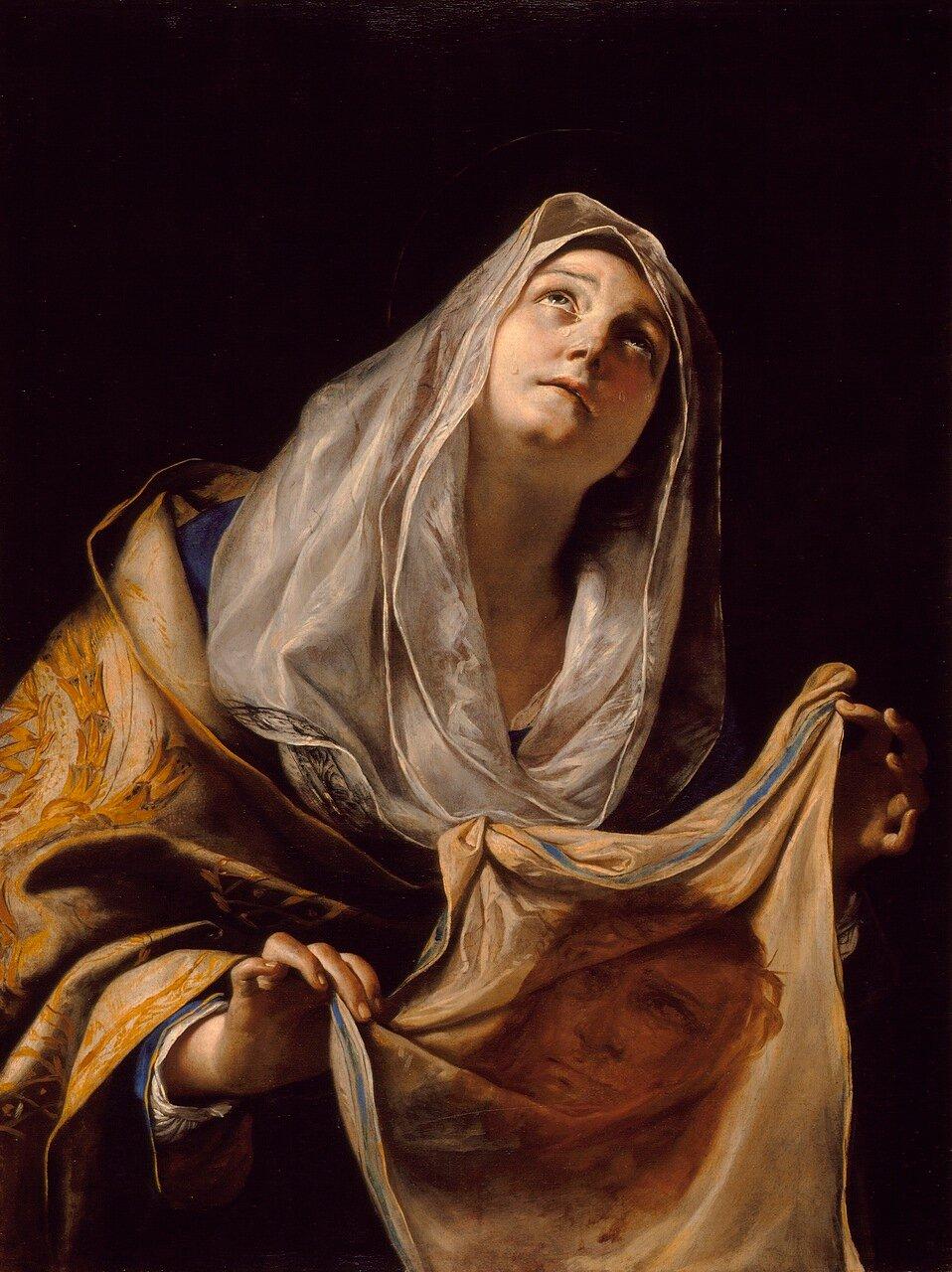икона святой вероники: