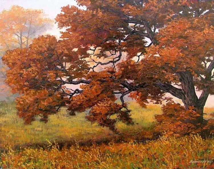 Вся галерея пейзажей Олейника А.Н.(189 картин) - 29МБ.