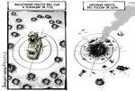 Карикатуры о Сирии