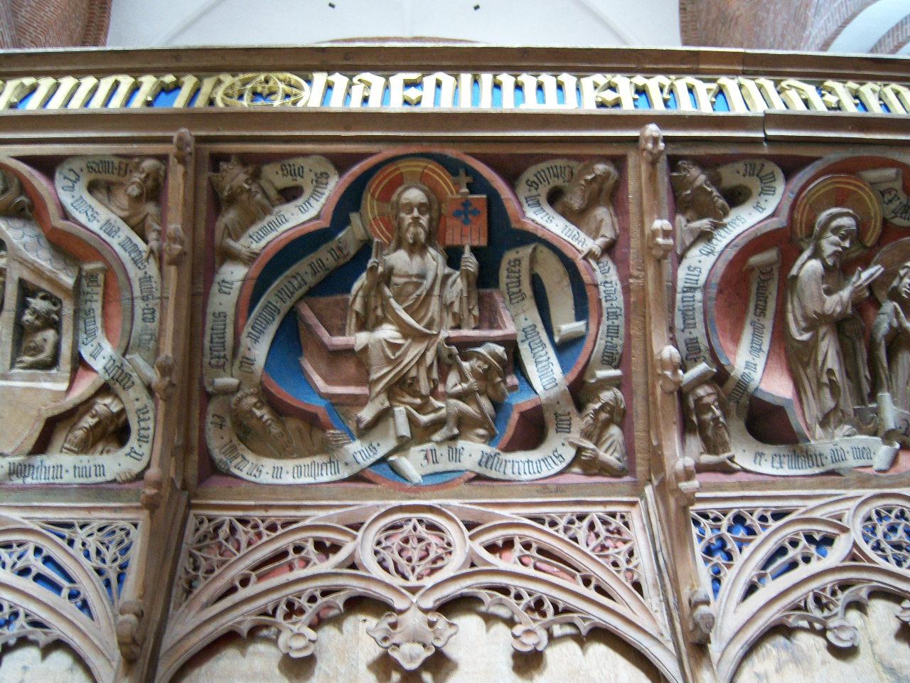 Roskilde DK,  Roskilde Cathedral