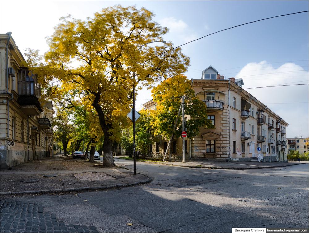 Улицы севастополя картинки