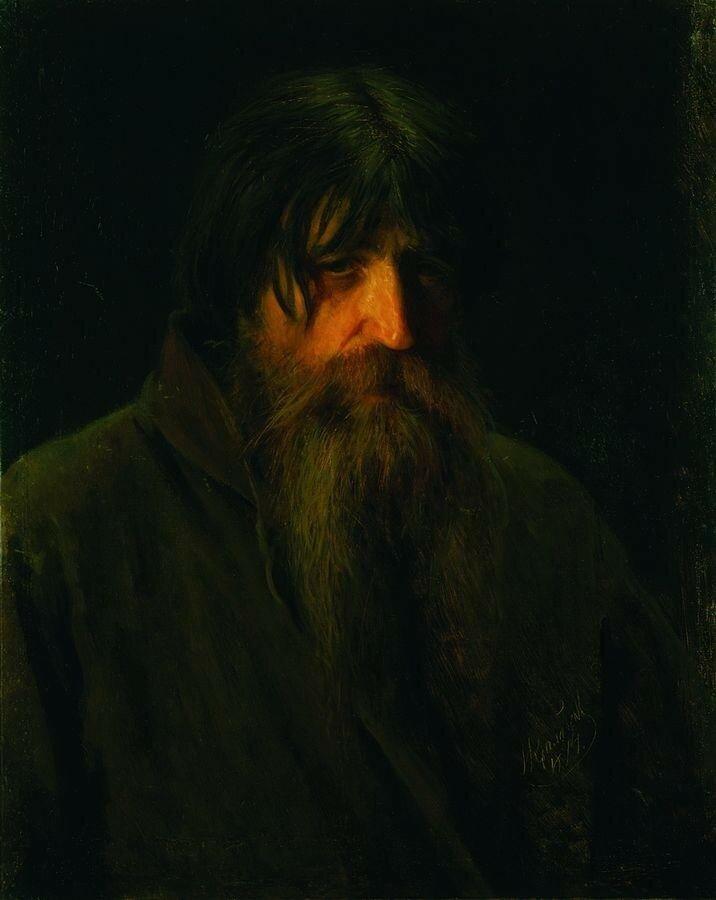 Голова крестьянина. 1874.jpg