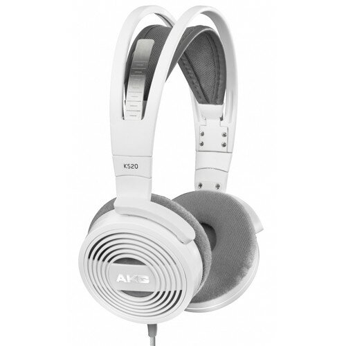 AKG K 520 White (источник: iheadphones.co.uk)