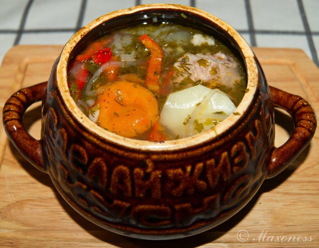 Керакан с курагой. Армянская кухня