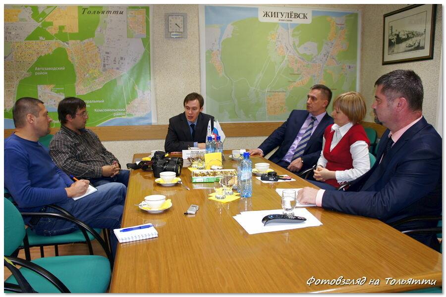 Блогеры Тольятти в Ростелекоме