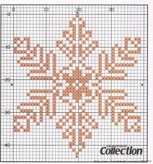 "Журнал  ""The World of Cross Stitching "" 2004 92."
