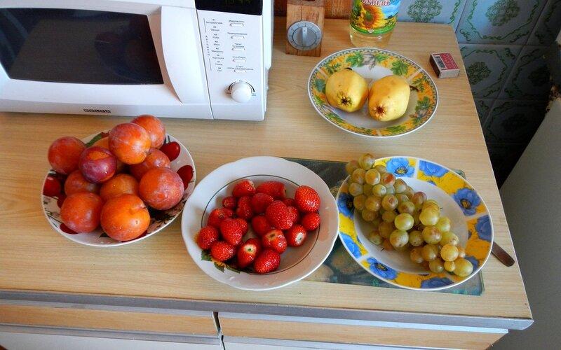 Крымские фрукты