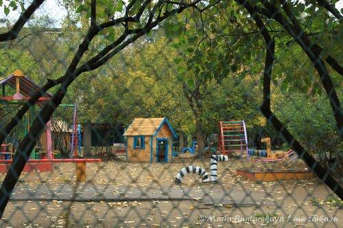 Детский садик, Маркс, 06 октября 2012 года