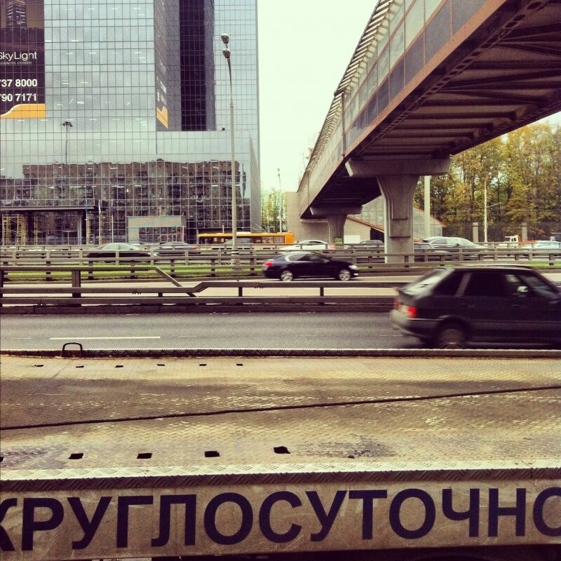 Круглосуточная Ленинградочка