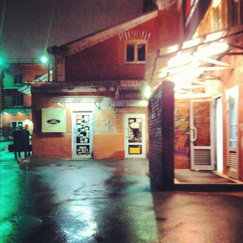 Ночной Винзавод и окресности