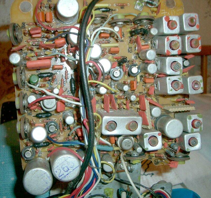 Электрическая схема экскаватора экг-6.