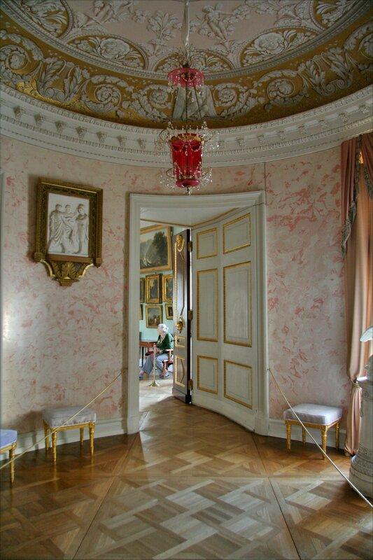 Павловский дворец, Второй проходной кабинет