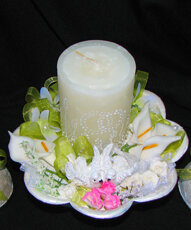 свечи,свадьба