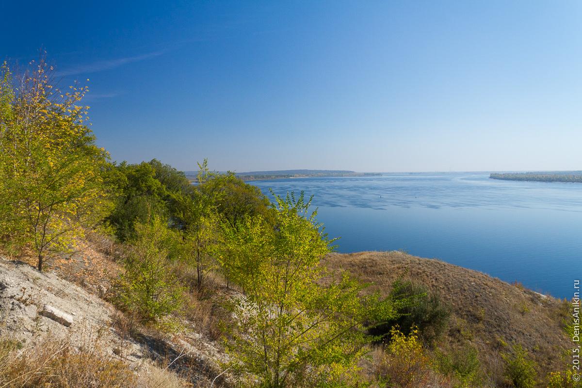 осень Вольск Волга 2