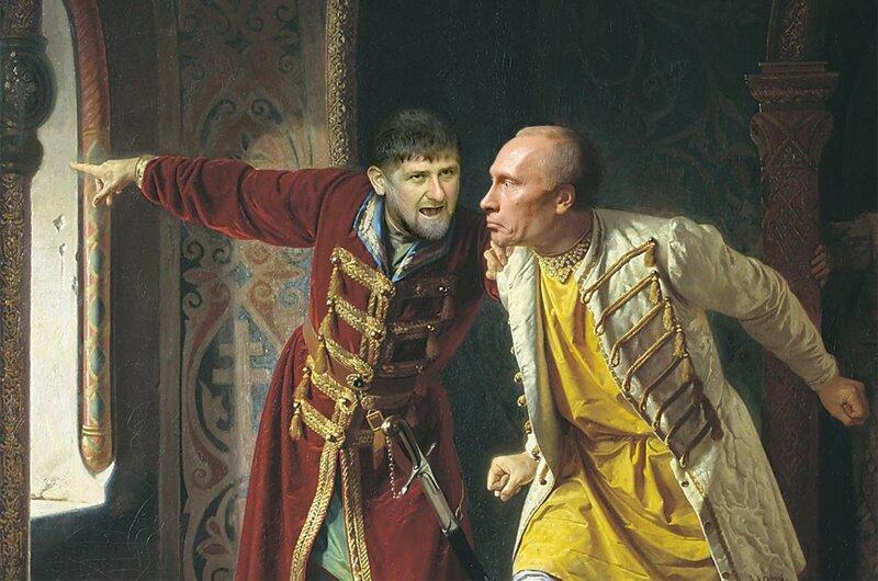 Кадыров предлагает Путину найти другого кандидата на пост главы Чечни
