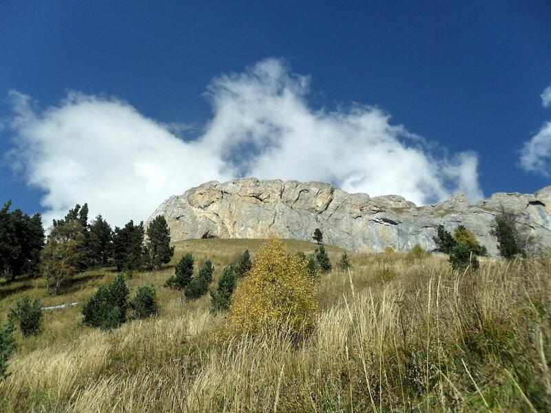 Тхач, Кавказ, Сентябрь 2012