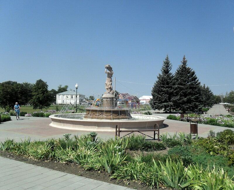 Каневской район, Стародеревянковская, август 2012