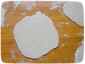 заварное тесто для мантов