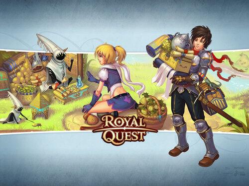 Royal Quest, изображение с сайта royalquest.ru