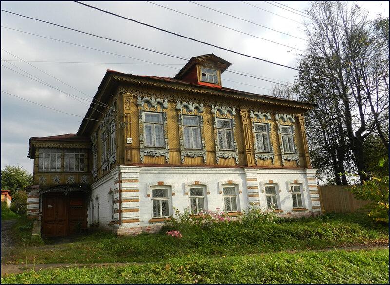 Дача боярского