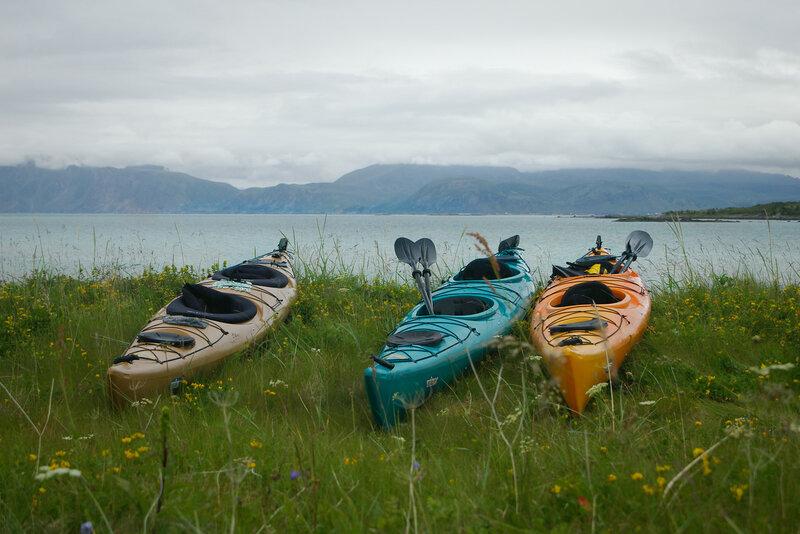 Норвегия, по Лофотенским островам