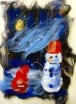 """Группа """"Белочка"""" (рук. Говорина Светлана Владимировна) - """"Белый снег пушистый"""""""