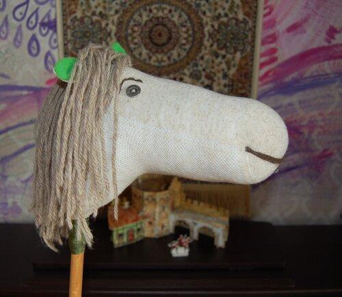 лошадь и юбка