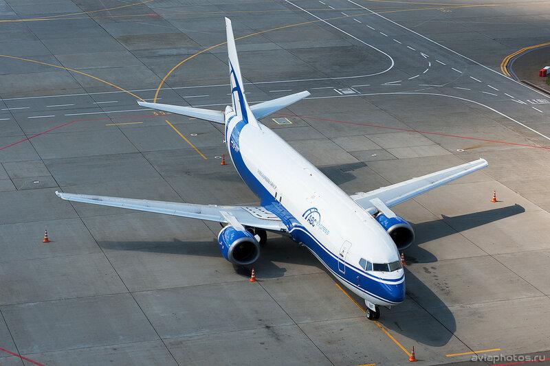 Boeing 737-46Q(SF) (VQ-BVF) AirBridgeCargo D703416