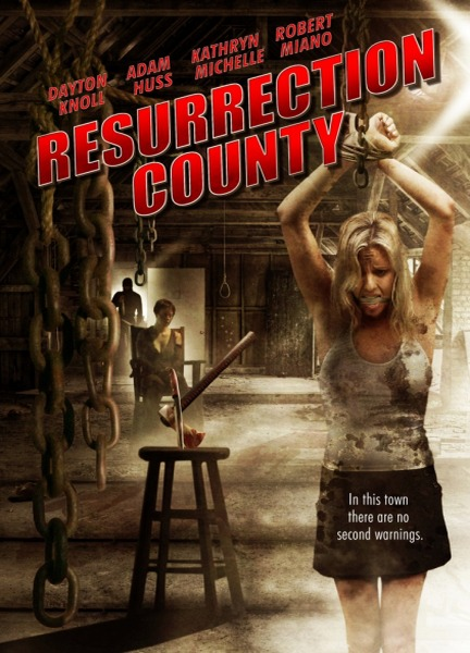 Глушь / Resurrection County (2008) DVD5 + DVDRip