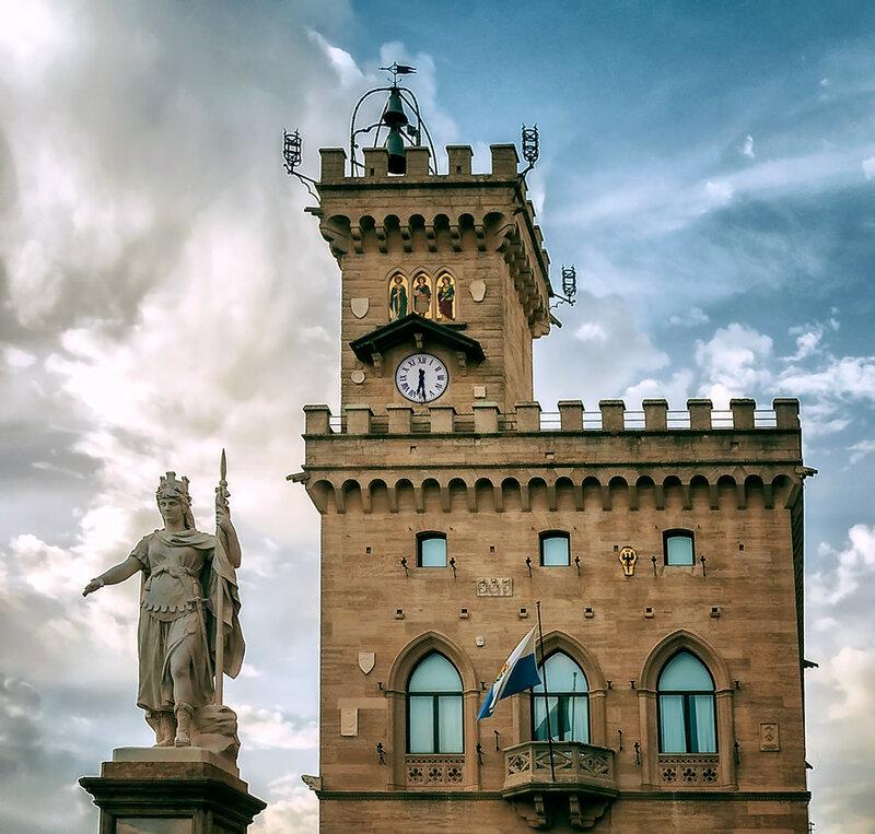 Сан - Марино