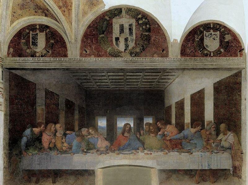 Если с классических картин убрать всех религиозных персонажей