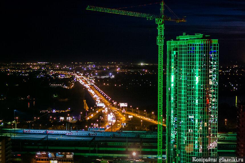Новосибирск. БЦ