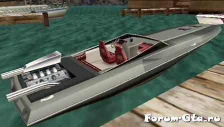 GTA San Andreas Jetmax