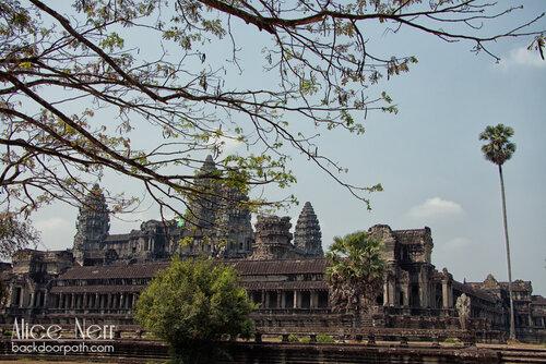 храм Ангкор, Ангкор ват, Angkor Wat