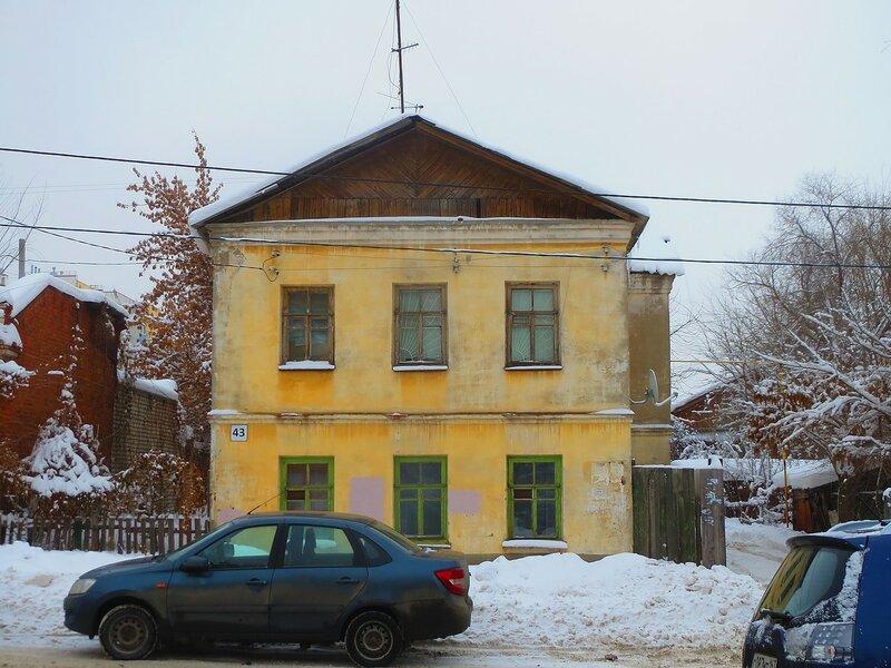 Одноэтажная Самара садовая и др 139.JPG