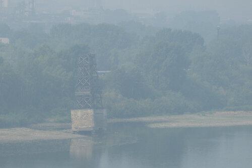 Башня канатной дороги в Кемерово фото