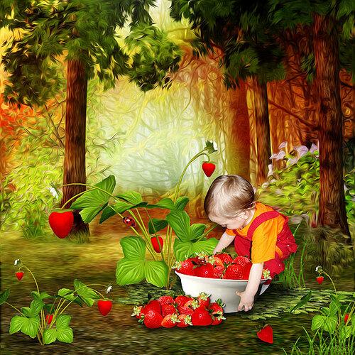 «Strawberry Dreams»  0_952c1_41a9e25b_L