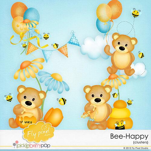 «Bee Happy» 0_957d6_c86ef1bd_L