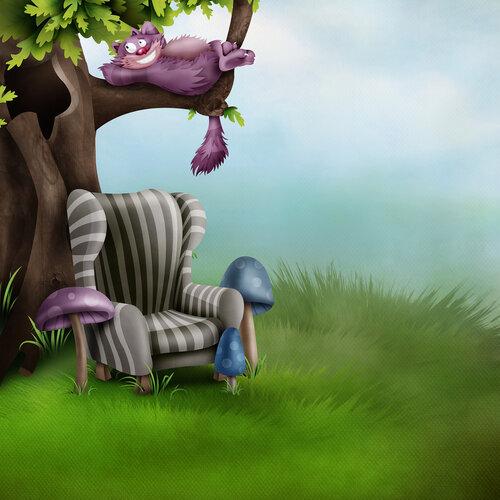 «Adventure in Wonderland» 0_95fc7_84ff91da_L