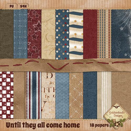 «Until They All Come Home» 0_9663e_75b859ce_L