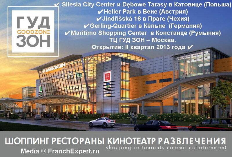 Торговый центр ГУД ЗОН