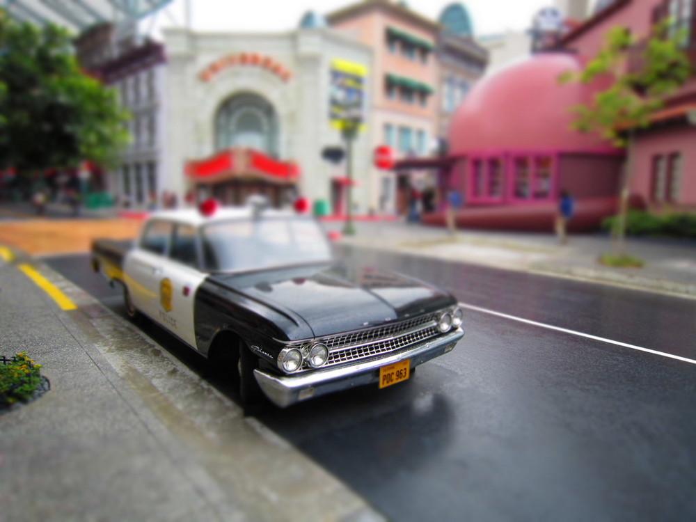 Tilt-shift игрушечный мир (20 фото)