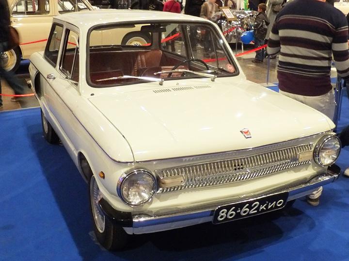 Ретро и Экзотика Мотор Шоу 2012, Киев