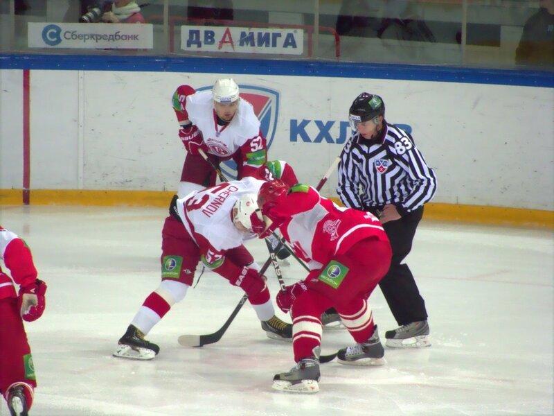 Спартак - Витязь(Фото).