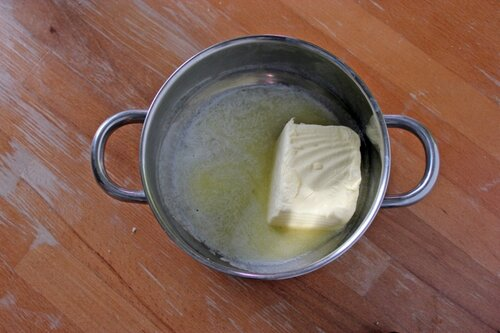 4. Топим масло