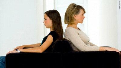 конфликт детей и родителей