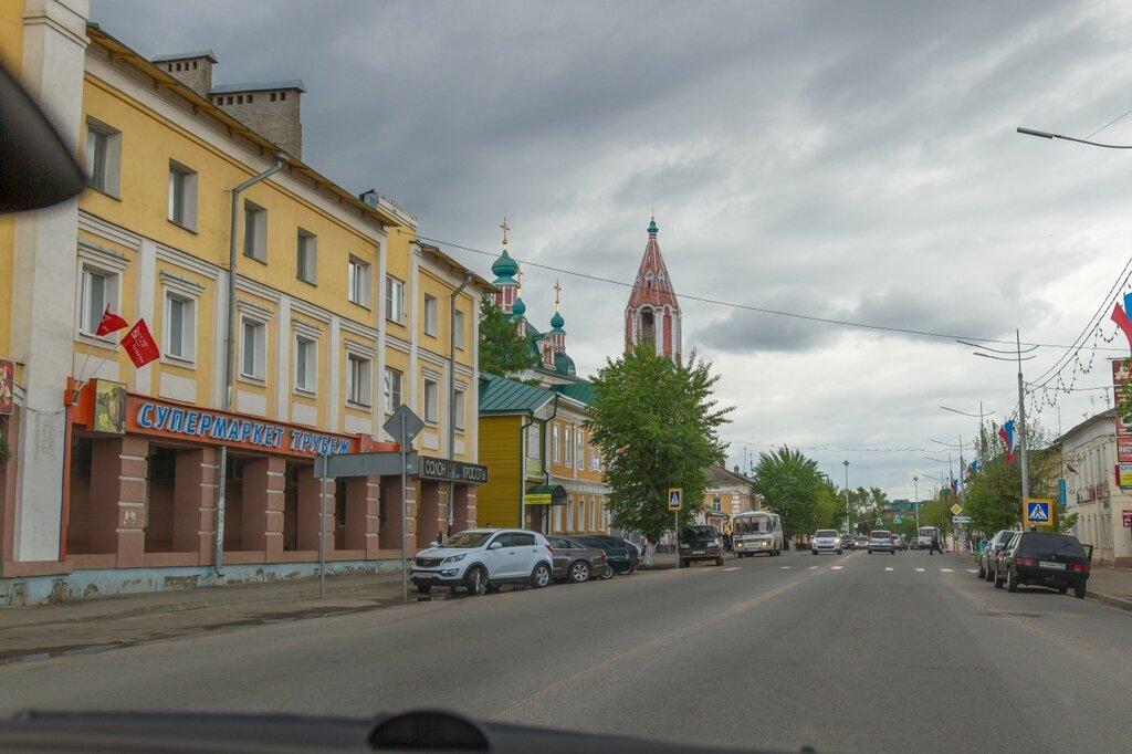 Храм Симеона Столпника, Переславль-Залесский