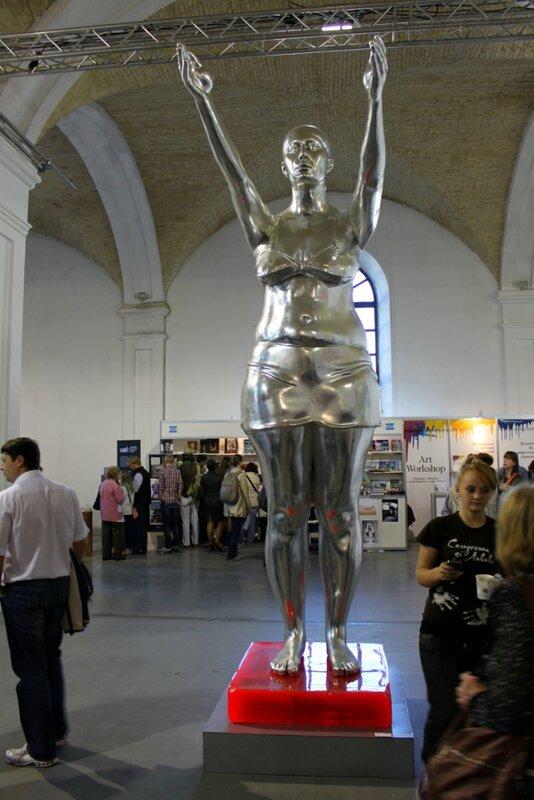 Скульптура в Мыстецком арсенале